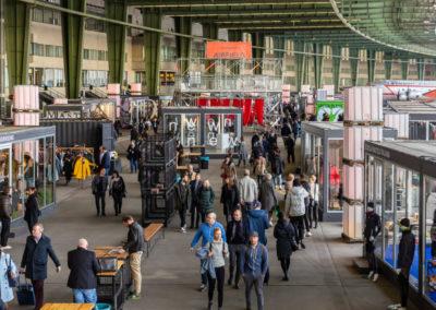 BERLIN FASHION WEEK Pop up Pavilions