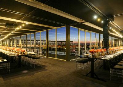FENDI Rome HQ – Rooftop Restaurant