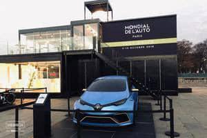 Mondial de lAuto Test Drive Center 07