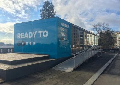 GO Tram Info Center