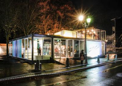 Mauerfall Pavilions – Berlin