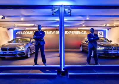 BMW New 5 Series