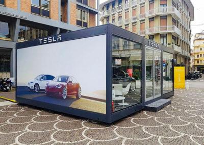 TESLA X Series Pavilion