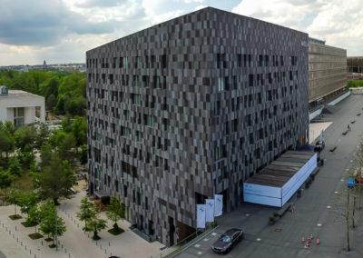 BMW Born Electric – Melia Hotel Luxemburg