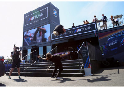 Goodwood Festival Of Speed – BMW M Town & Electric Boulevard – Sussex